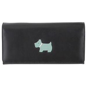 Heritage Dog Flapover Matinee Wallet
